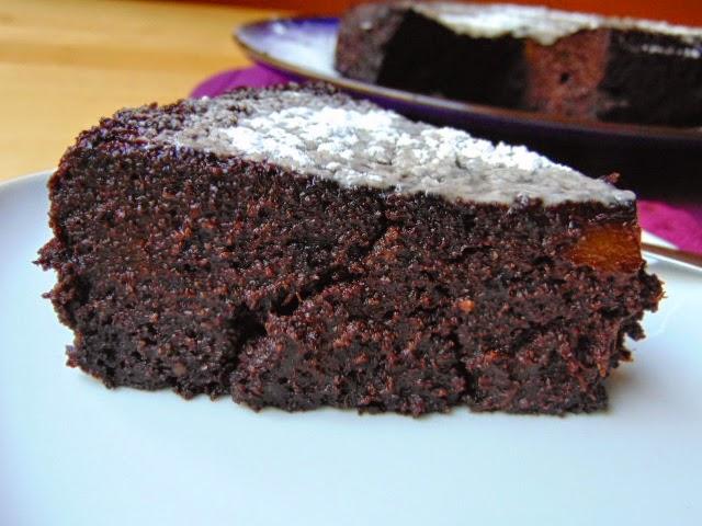 Ricetta Zucca Amaretti E Cioccolato.Torta Alla Zucca Cacao E Amaretti Lilli Nel Paese Delle Stoviglie