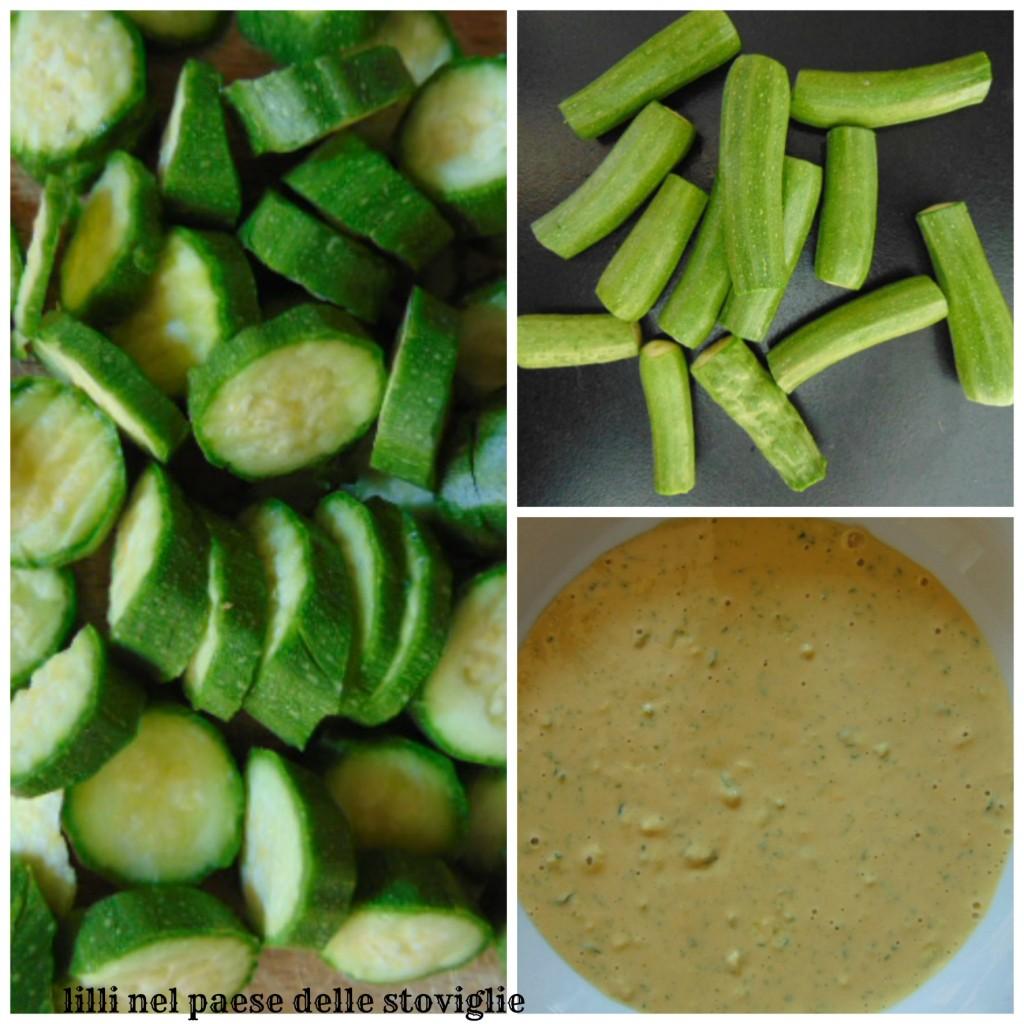 frittelle, farina di ceci, zucchine, aperitivo