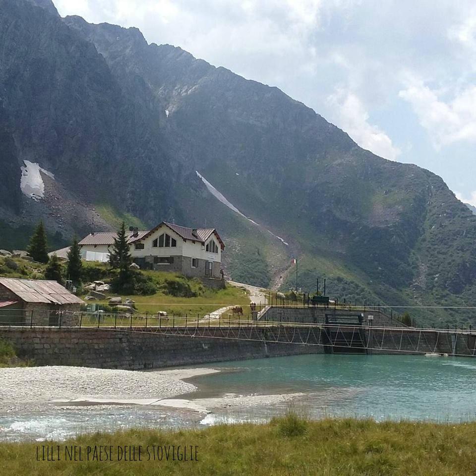 estate, natura, montagna, vacanza, bellezza