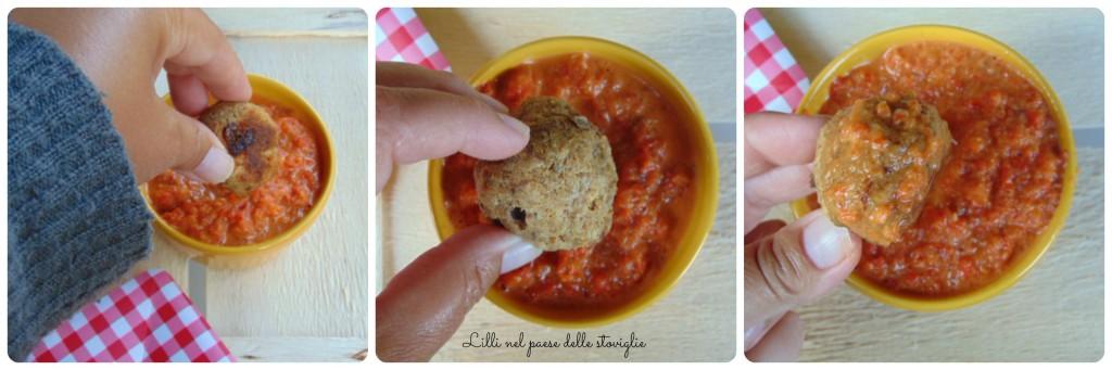 spagna, peperoni, polpette, pesce, sgombro, finger food