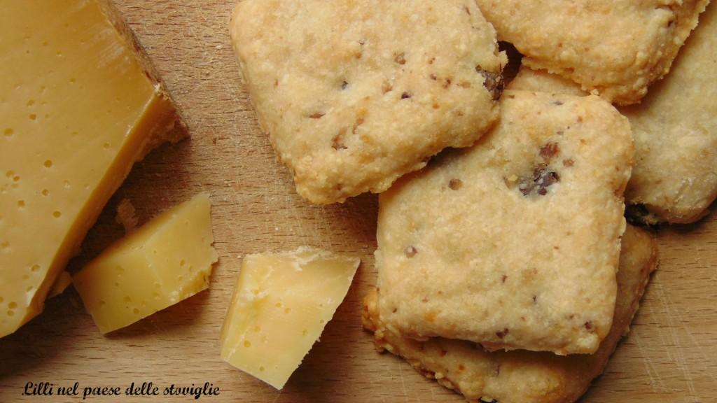 biscotti, silter, castagne, formaggio, valle camonica, finger food, formaggio, prodotti tipici, antipasti