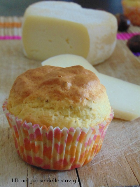 Muffin, finger food, timo, erbe, valle camonica, formaggio, piccolo cuore di valle