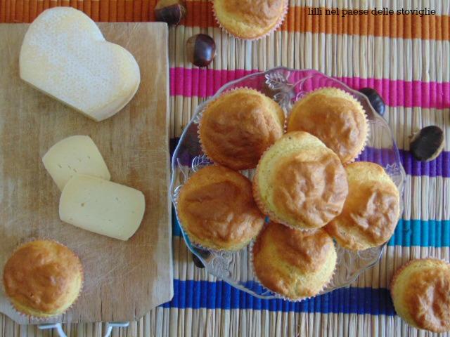 formaggio, timo, erbe, piccolo cuore di valle, finger food, muffin, valle camonica