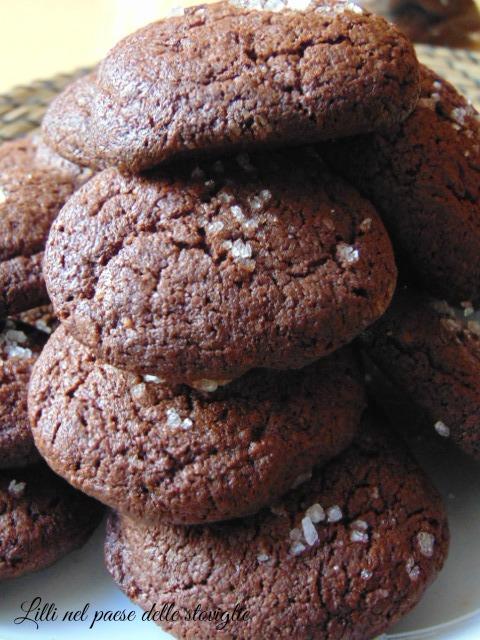 biscotti, cioccolato, sale di cervia, dolci, merenda, colazione