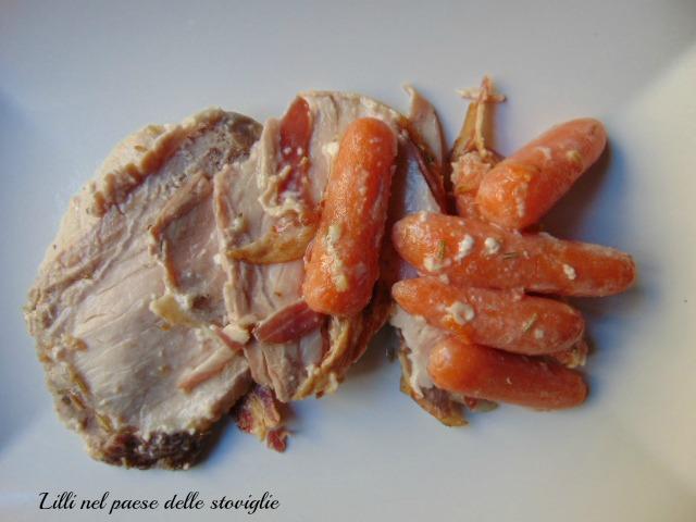 arrosto, carne, salumi, pancetta, cannella, spezie, secondo di carne