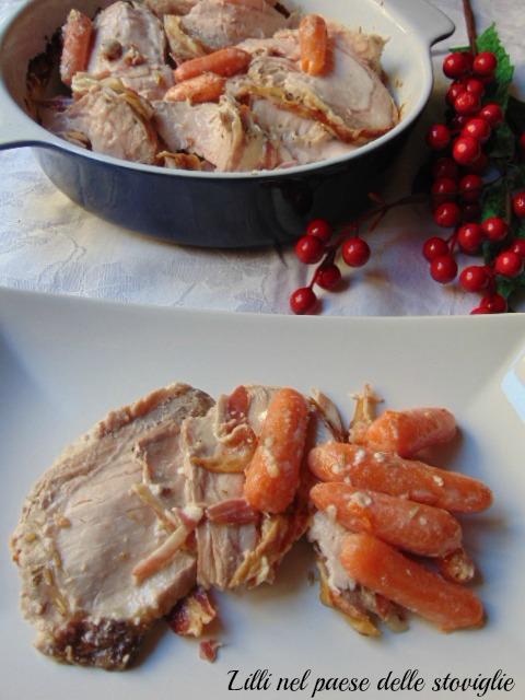 arrosto, carne, pancetta, salumi, cannella, spezie, secondi carne