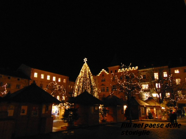 mercatini, alto adige, bressanone, natale