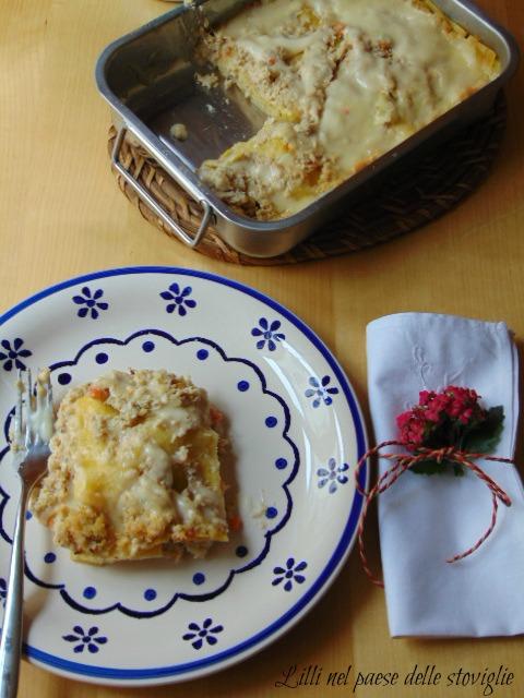 carne, coniglio, ragu, primi, lasagne, pasta fresca