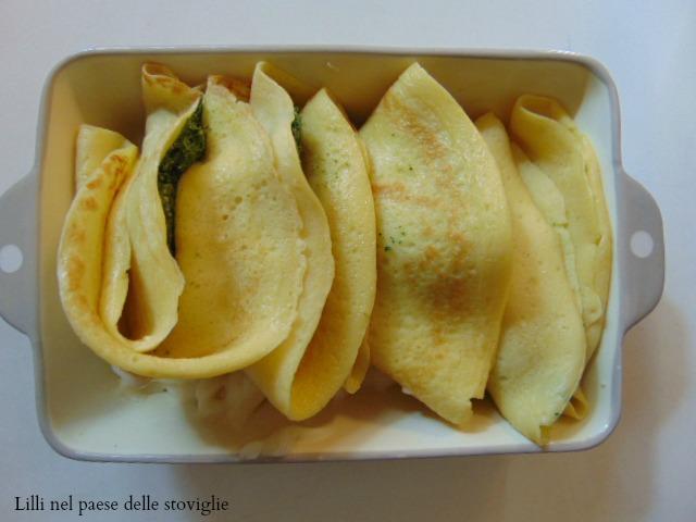 ricotta, formaggio, spinaci, verdure, primi, crespelle, pasta fresca,uova