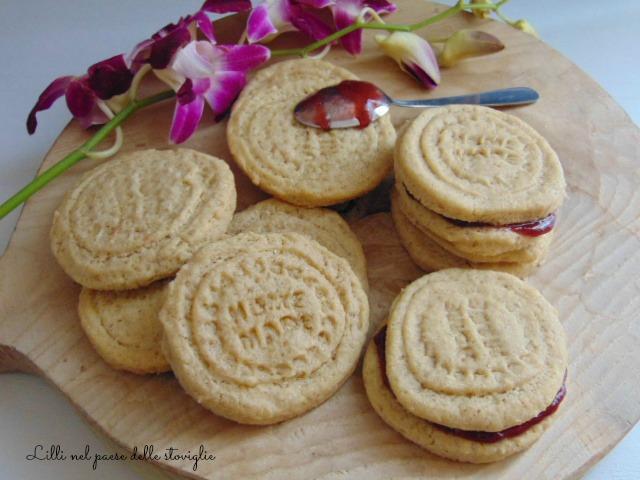 biscotti, gluten free, vaniglia, spezie, merenda, colazione