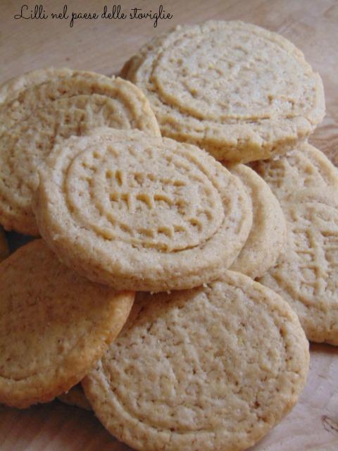 biscotti, vaniglia, gluten free, spezie, merenda, colazione
