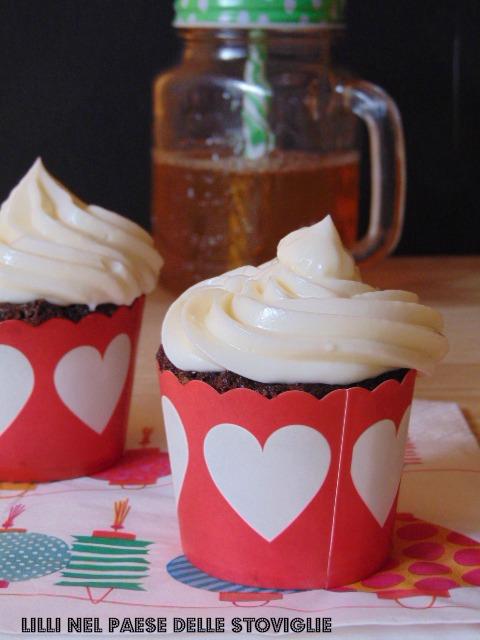 cupcake, colazione, dolci, merenda, america, cupcake, frosting, birra, bevande, guinness