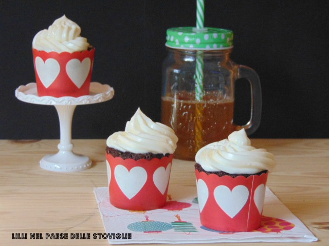 cupcake,america, dolci, merenda, colazione, cupcake, frosting, birra, bevande, guinness