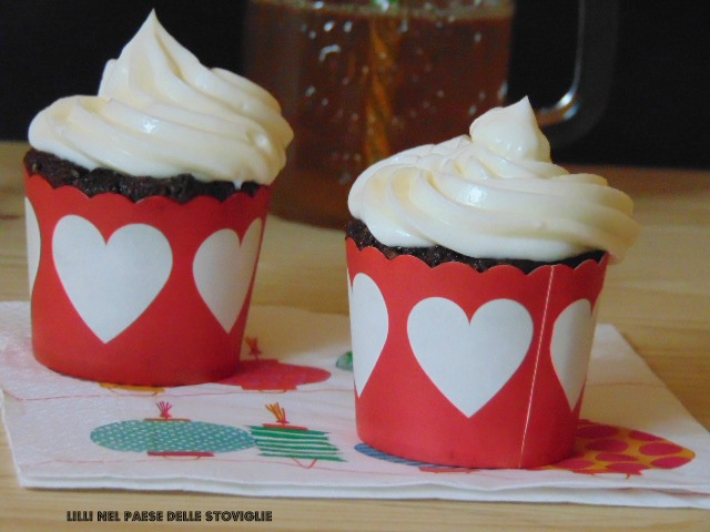 cupcake, birra, bevande, guinness, merenda, colazione, america, cupcake, dolci