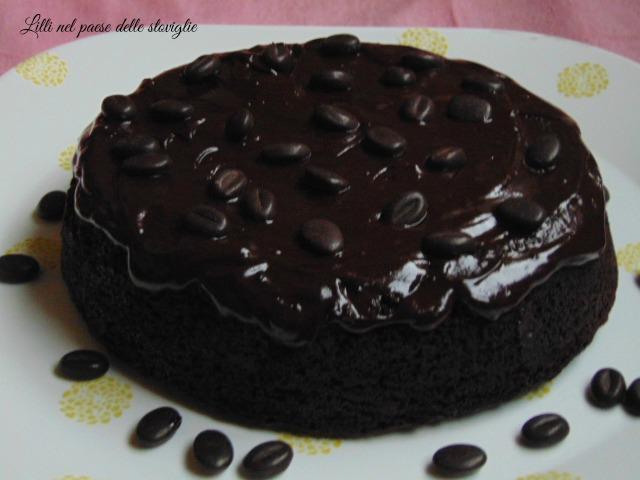 torta, cioccolato, caffè, dolci, merenda, colazione, bevande