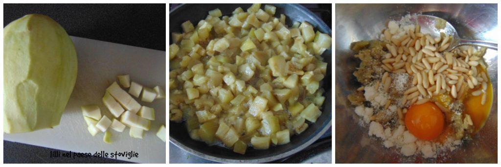 verdure, melanzane, pinoli, frutta secca, aperitivo, finger food