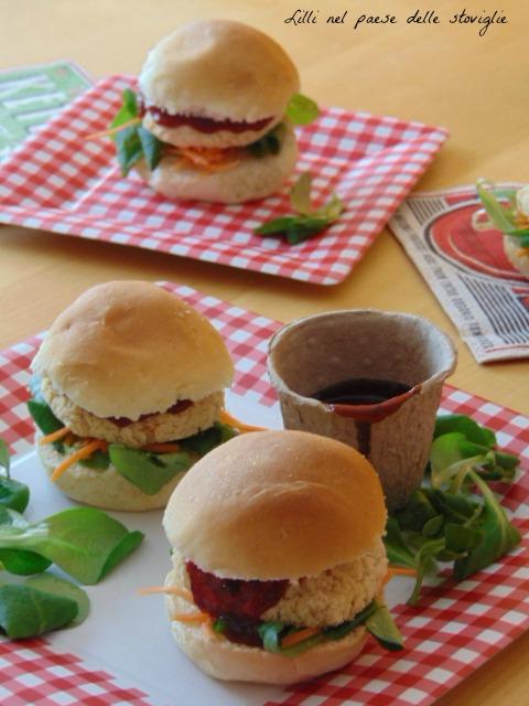 verdure, vegan, vegetariano, cannellini, legumi, panini, hamburger