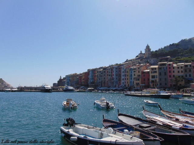 portovenere, travel, liguria, italia