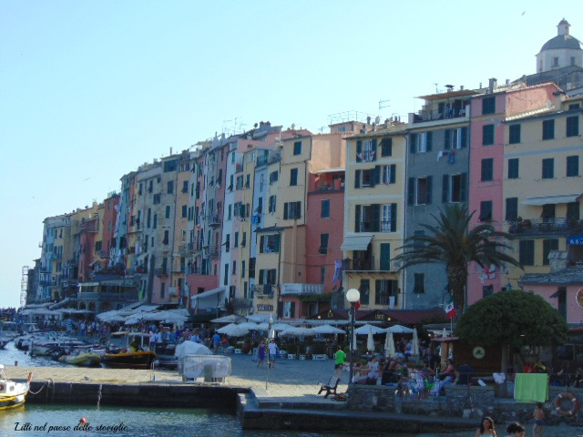 portovenere, italia, travel, liguria