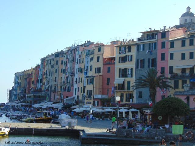portovenere, italia, travel, liguria