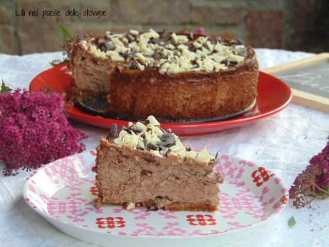 cheesecake, cioccolato, dal mondo, dolci, speculoos, biscotti