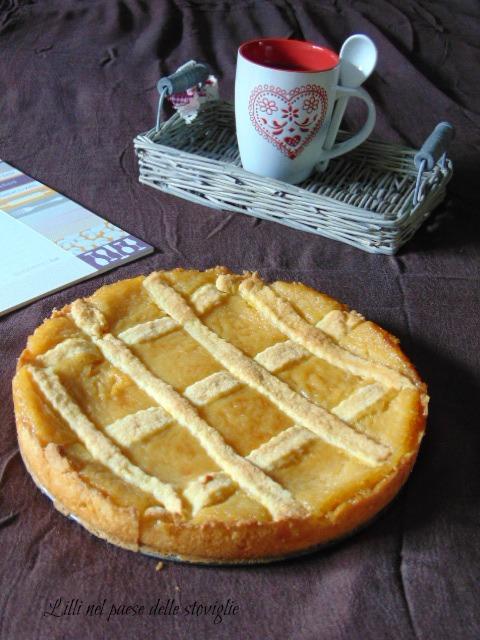 crostata, dolci, colazione, merenda, torta, susine, frutta, gluten free