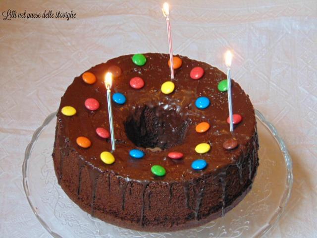 fluffosa, cioccolato, glassa, dolci, merenda, colazione, torte