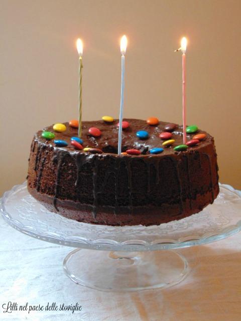 fluffosa, dolci, cioccolato, glassa, torte, colazione, merenda
