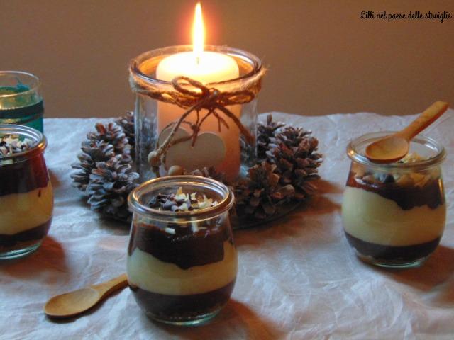 mousse, cioccolato, dolci, dolci al cucchiaio, biscotti, speculoos