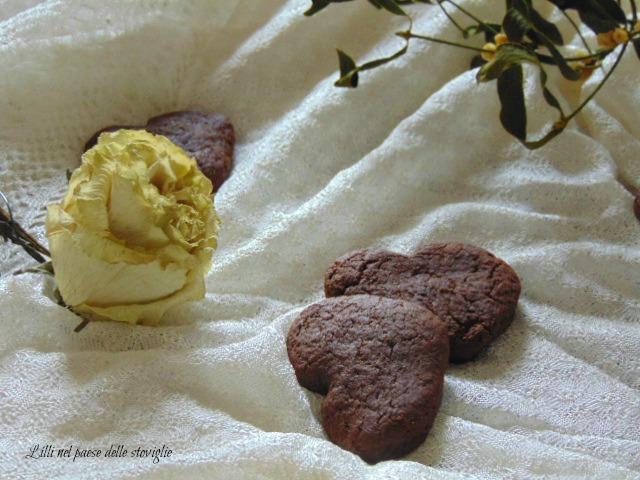 biscotti, colazione, merenda, dolci, castagne, cacao