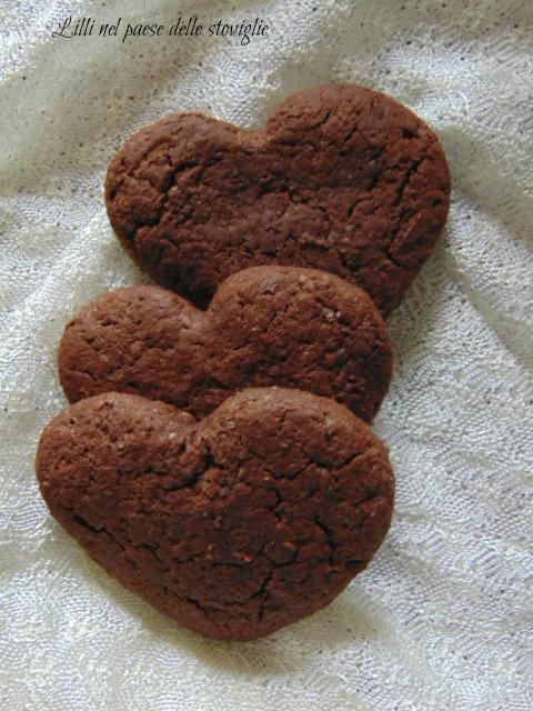 biscotti, cacao, castagne, dolci, colazione, merenda