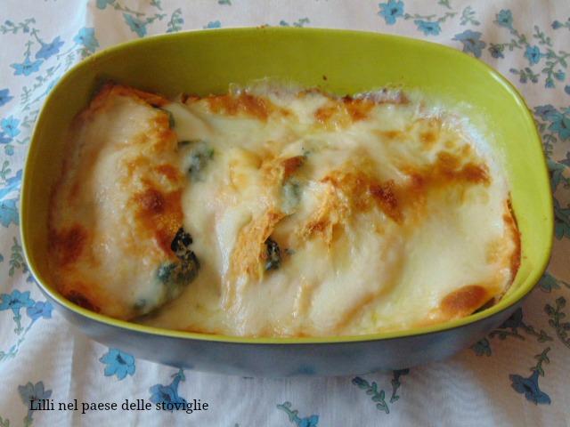 uova, crespelle, primi, formaggio, fontina, verdure, erbette, besciamella, pomodoro