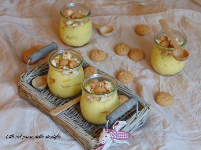 millefoglie, dolci al cucchiaio, dolci, crema, torrone, amaretti, frutta secca