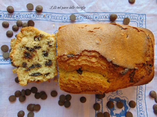 plumcake, dolci, colazione, merenda, dolci, cioccolato, rosmarino, erbe
