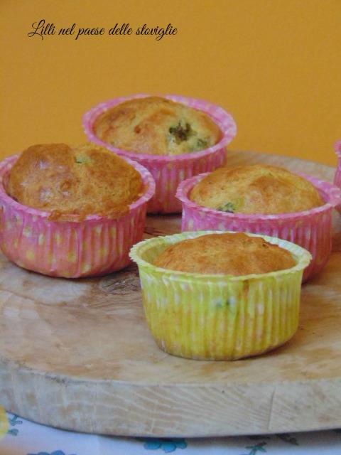 muffin, asparagi, verdure, pancetta, pecorino, formaggio, salumi, finger food, aperitivo