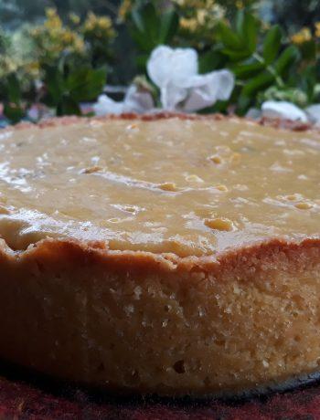 torta, dolci, dolci al cucchiaio, curd, frutta, susine, formaggio, ricotta, crema