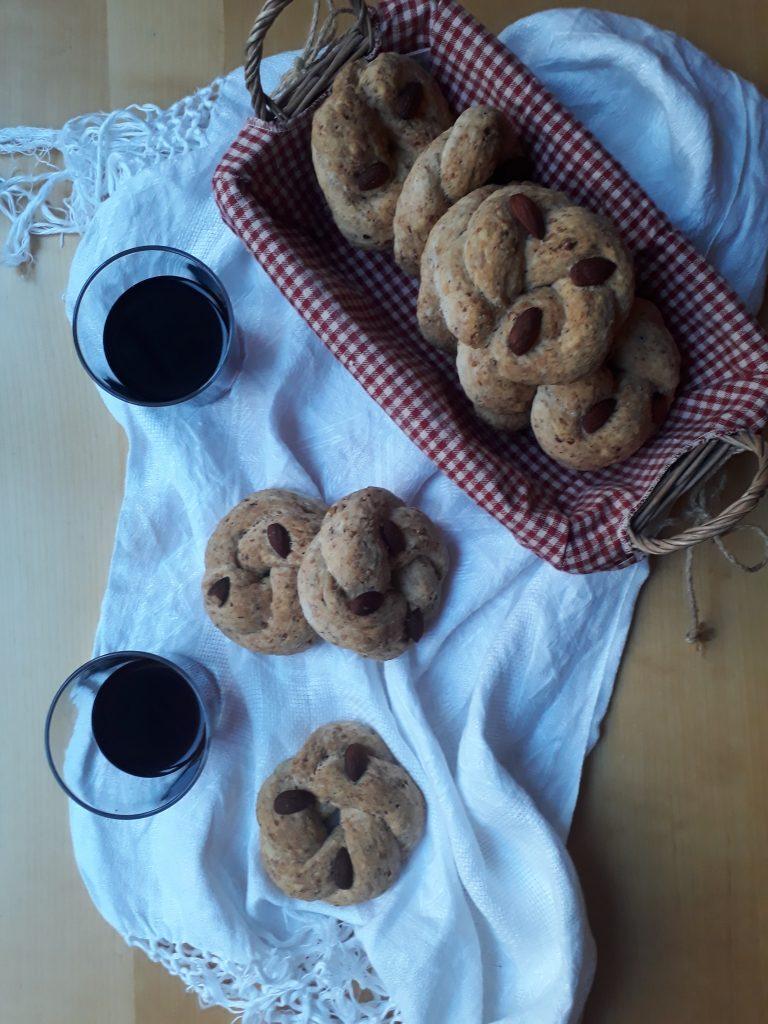taralli napoletani con pepe e sugna