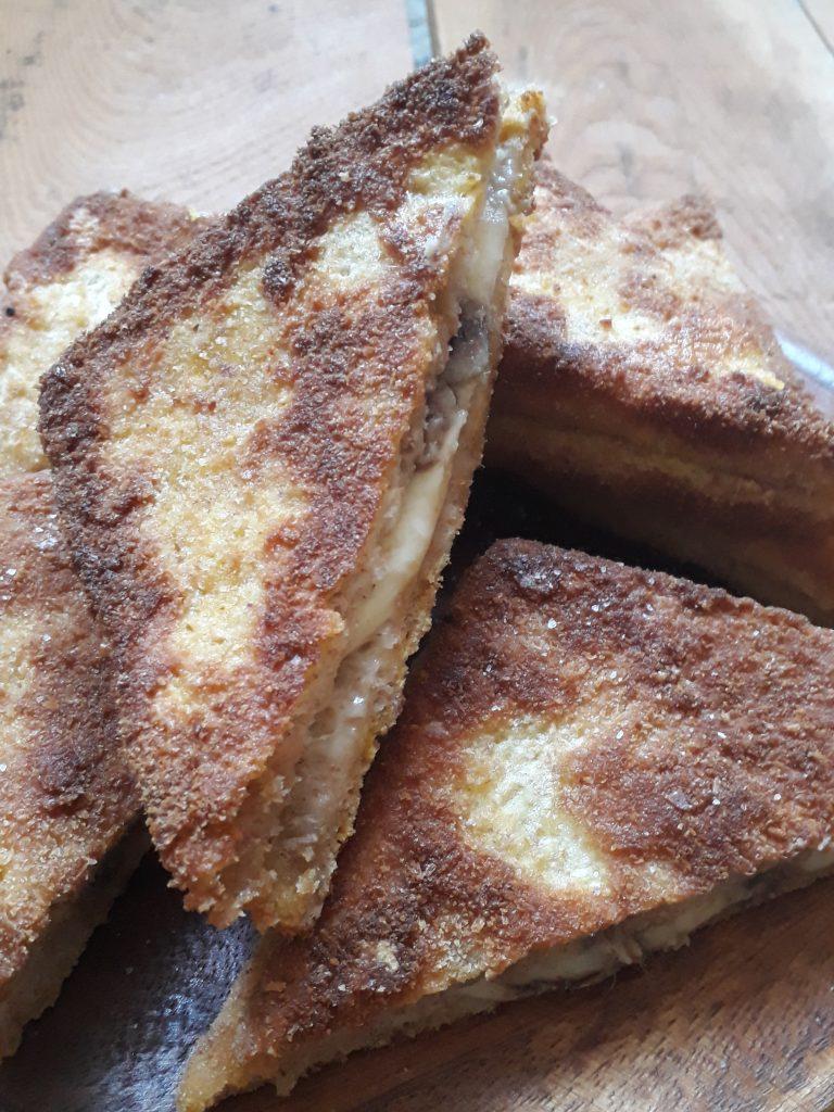 mozzarella fritta in carrozza
