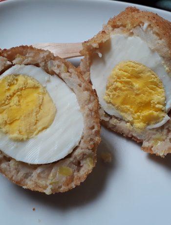 crocchette con uova sode patate e tonno