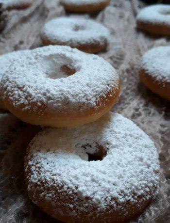 mini donuts alle nocciole