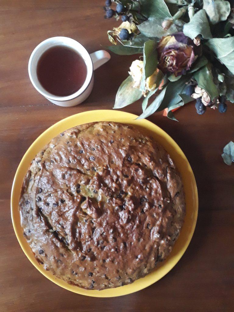 torta cioccolato e avocado