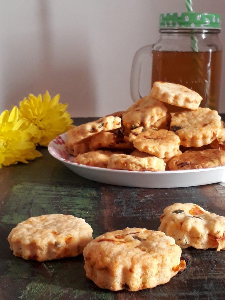 biscotti pomodori secchi e olive