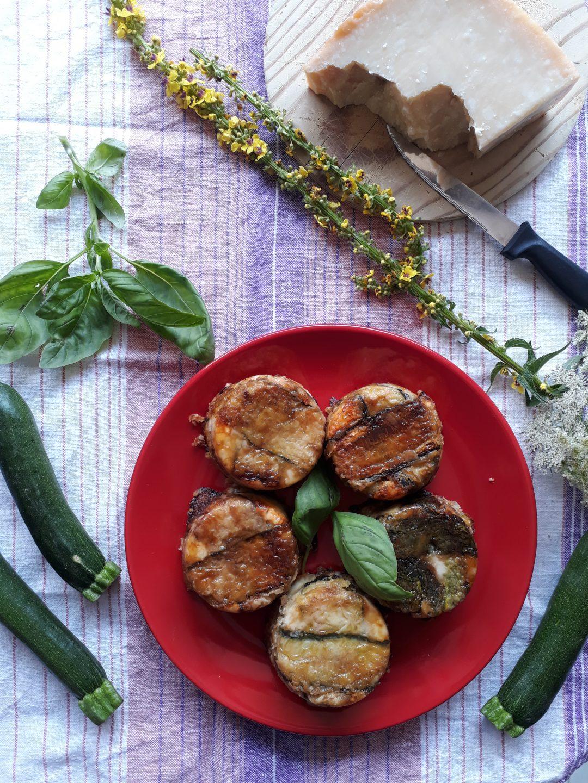parmigiana alle zucchine
