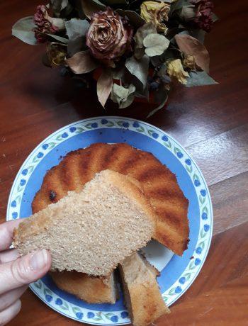 bundt cake con cannella