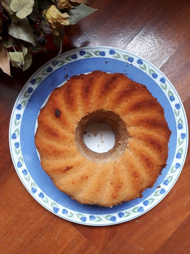 bundt cake alla cannella