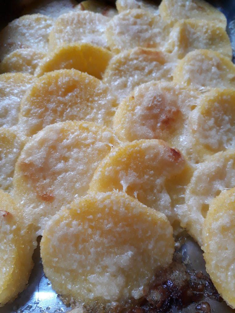 gnocchi alla polenta