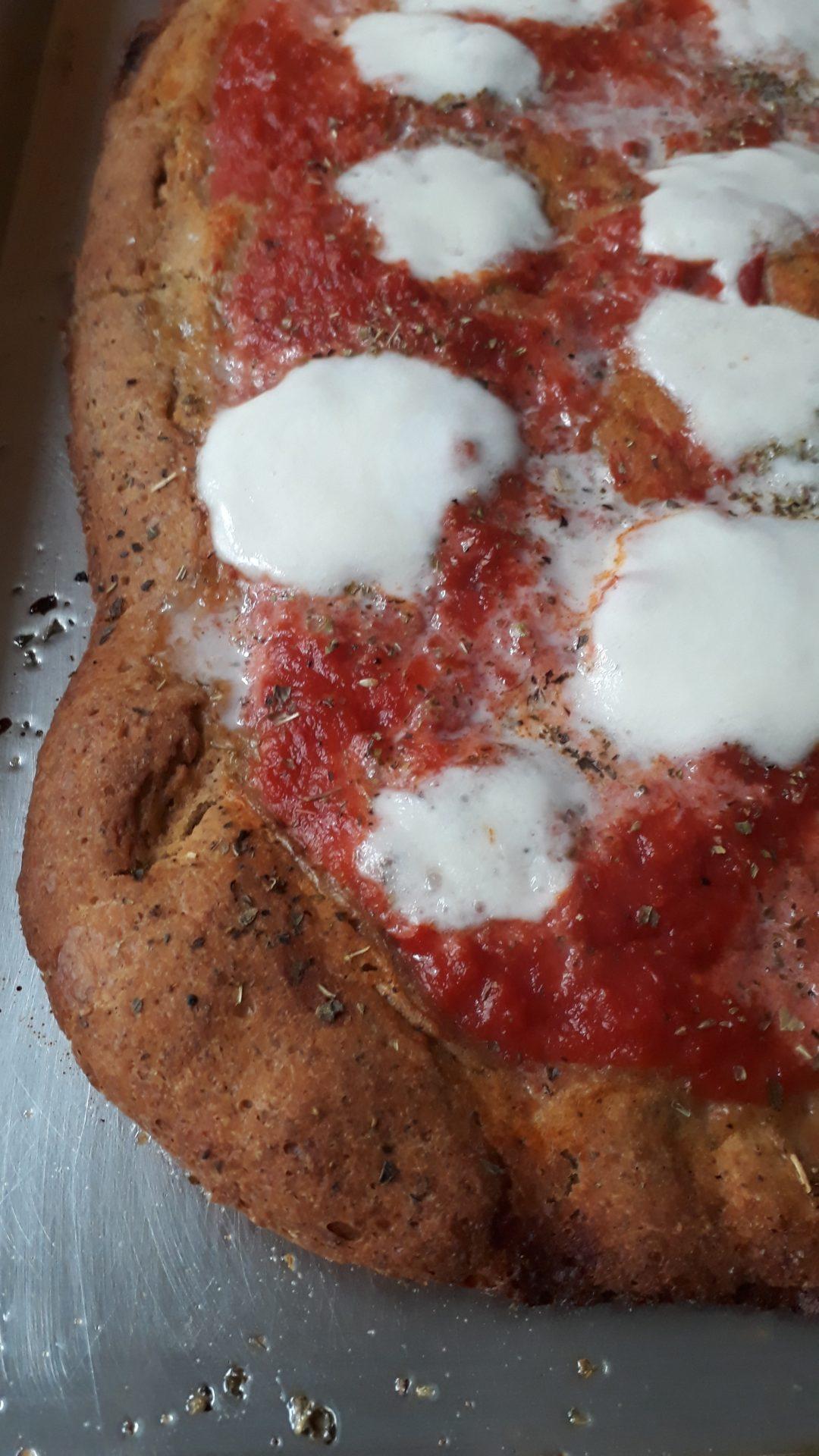 pizza alla roveja